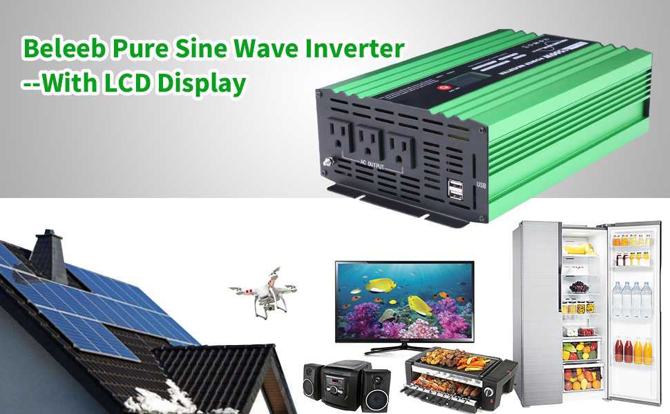Beleeb Pure sine wave inverter