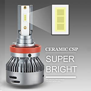 super bright led conversion kit with csp chip