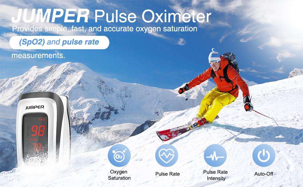 JUMPER Pulse Oximeter