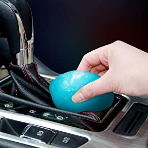 car putty for cleaning