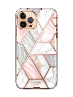 i-Blason Stylish Cosmo Case with Screen Protector for iPhone 12 Pro Max 6.7 2020