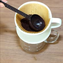 Brewing Coffee Dripper