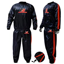 Orange Sauna Suit