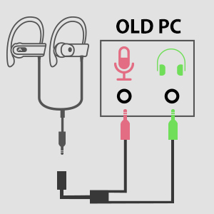 wired earbuds with microphone volume control