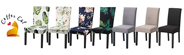 Cotton Cat Dining Chair Cover