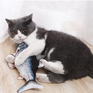 juguete para gatos eléctrico para entretenimiento de mascotas o gatos