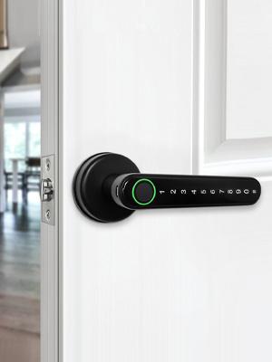 smart bedroom door lock