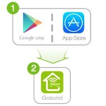 Download Gosund app