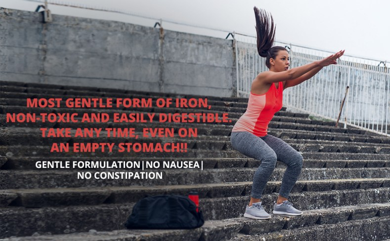 iron tablets for women