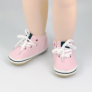 Baby Boys Girls Canvas Sneakers