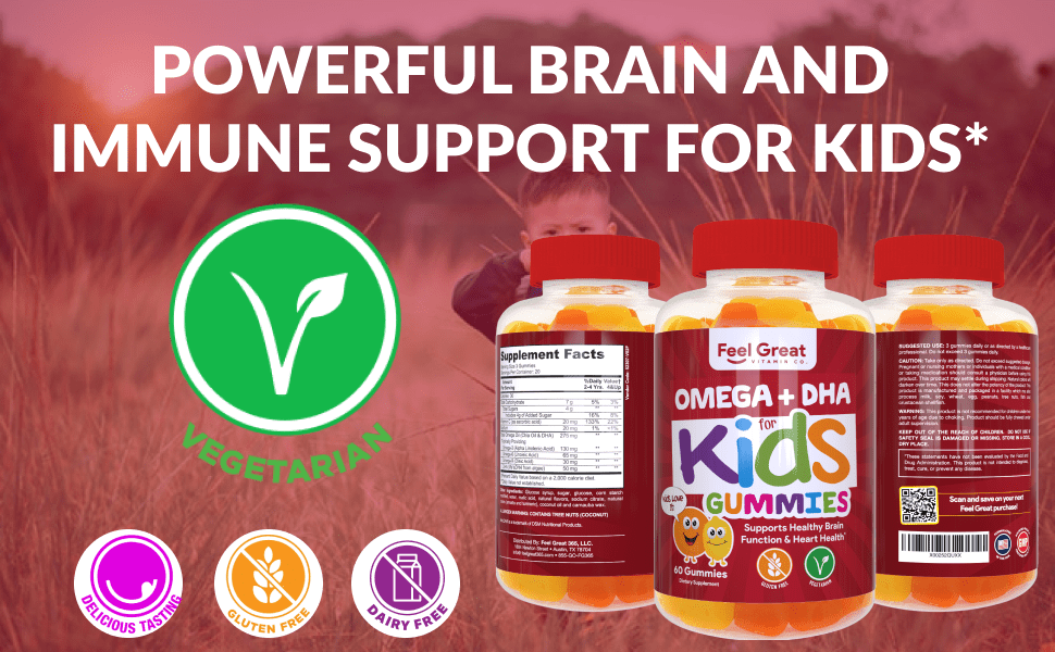 powerful brain and immune system support liver health eye and vision support vegetarian omega dha