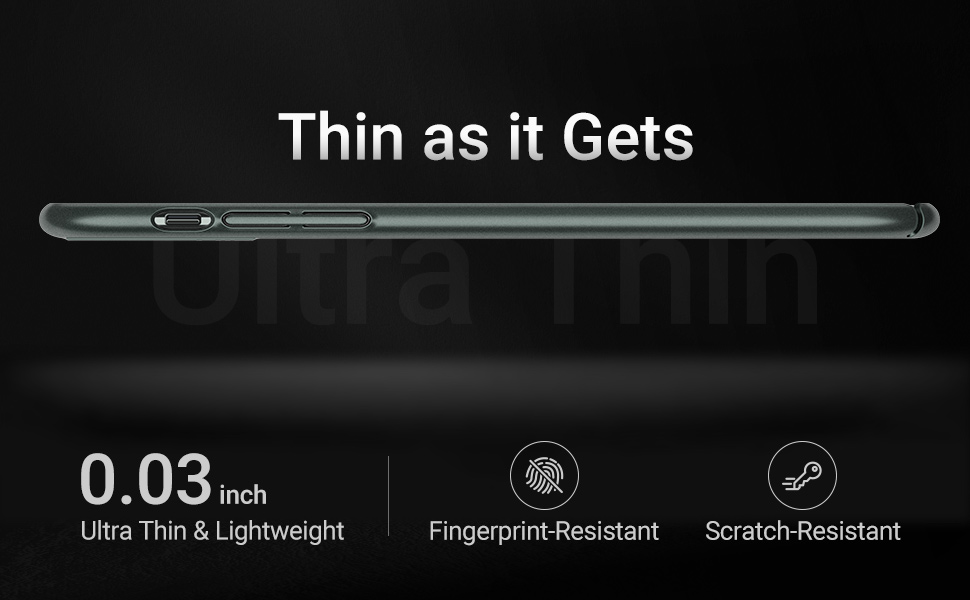 iphone 11 pro thin case