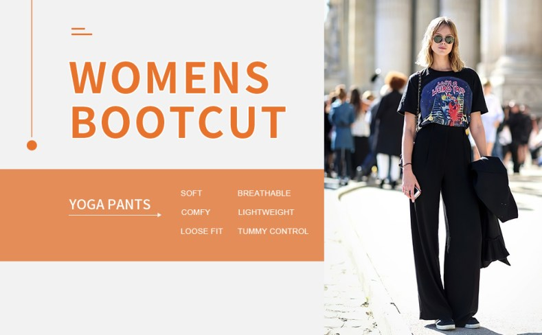 womens bootcut yoga pants