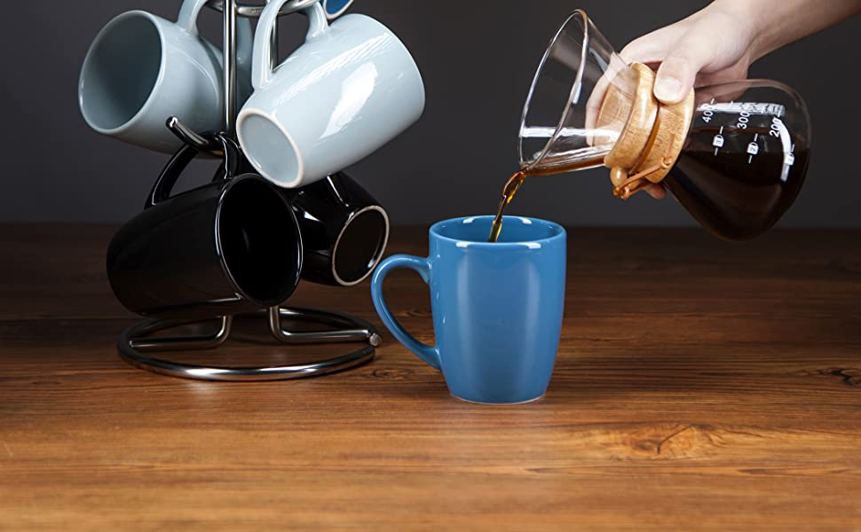 LVKH GLASS COFFEE MAKER