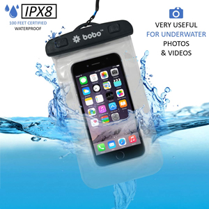 water proof pouch dry case phone phone pouch bobo bobogears phone case