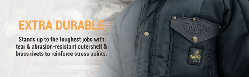 Bound seams mean extra protection from warmth-stealing cold drafts & added durability.