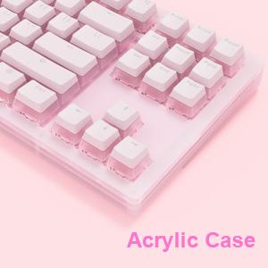 translucent case
