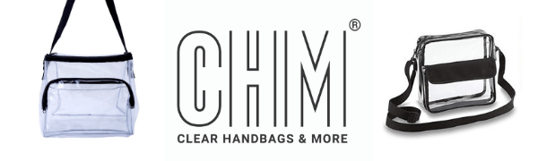 CHM logo with bags