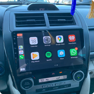 Toyota Camry wireless carplay