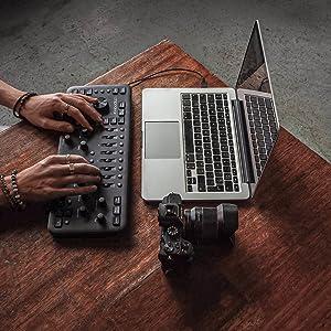 Lightroom Adobe Photoshop photo editing premiere pro video loupedeck console