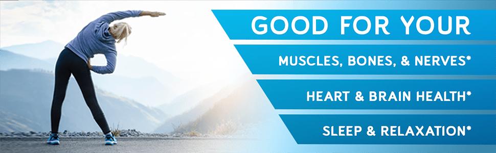 magnesium relax relief