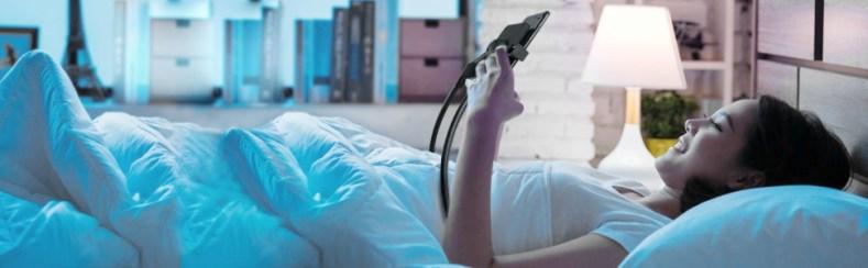 lazy neck phone holder