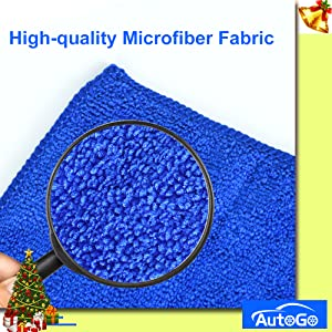 3、microfiber cleaning cloth pack of 3 logo
