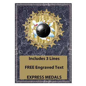 Express Awards Plaque