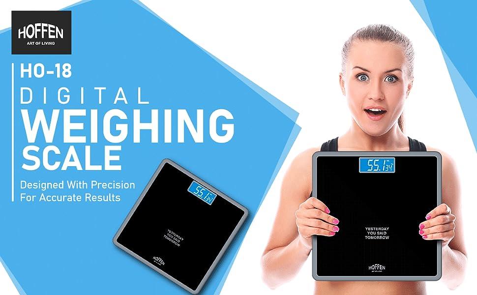 Hoffen HO-18 Digital Electronic LCD SPN-FOR1