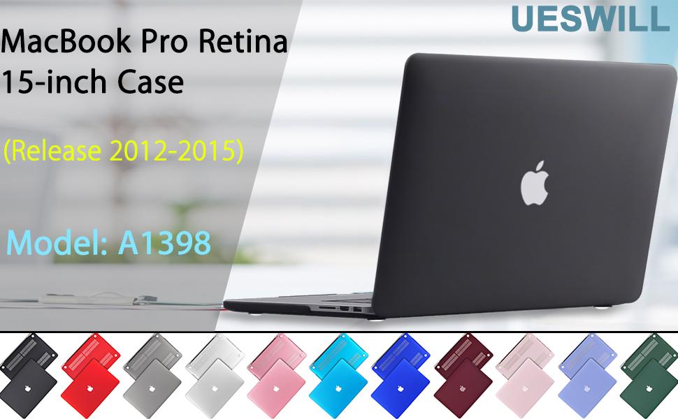 MacBook Pro retina 15 inch case