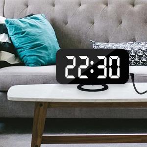 digital clock for bedrooms