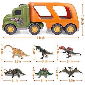 6 Dinosaurs