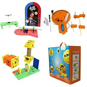 STEM Toys Class 6 DIY Kits for Kids 10 to 12 years Boys Girls Learning Toys  Gift Science Activity