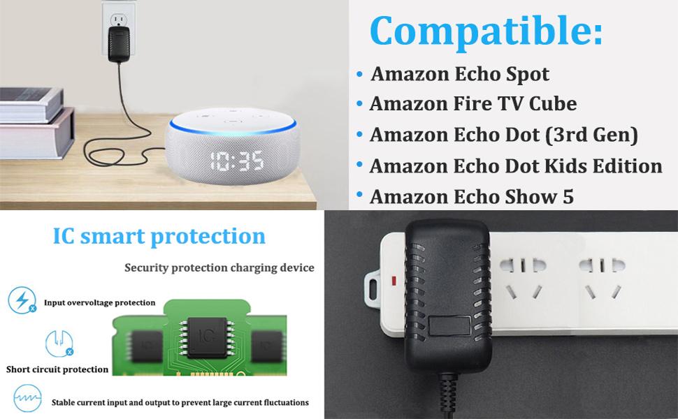 echo power cord