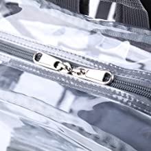 clear laptop backpack