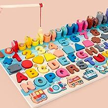 Wooden Montessori Toys