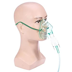adult and child mask combo for nebulizer kit for kids respiratory use