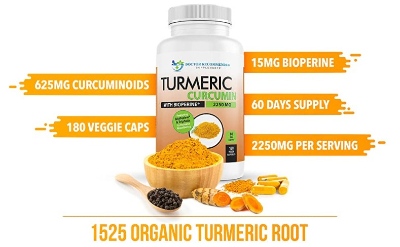 Turmeric Curcumin,