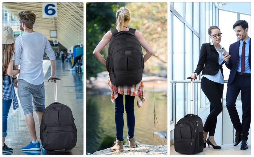 Carry on Luggage Suitcase Bag for Business Travel School