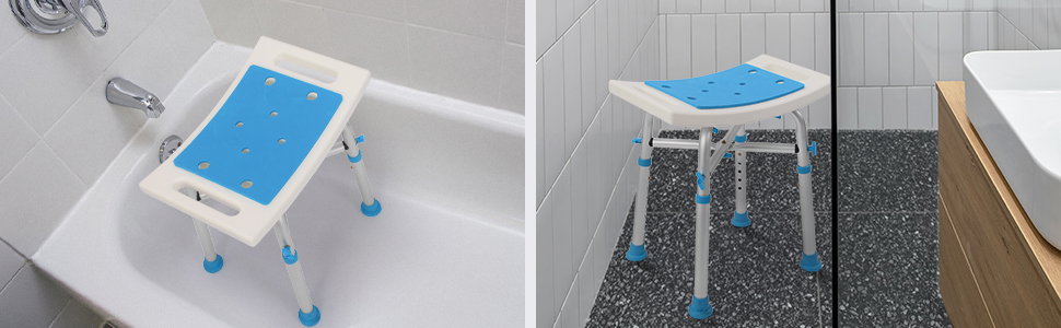 ideal for small tub and bathroom