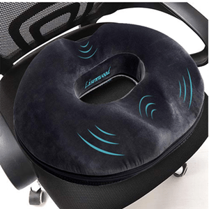 effective support donut comfortable seat cushion