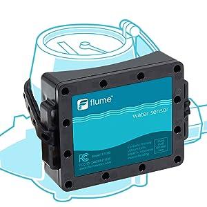 Smart Water Monitoring & Leak Detection Device