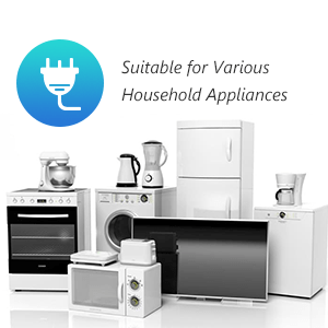 Suitable for All Kinds of Household Appliances