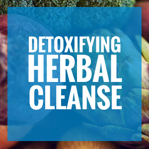 Detoxifying herbal cleanse with dandelion root capsules liver support kidney support liver aid