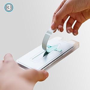 Protection d'écran pour iPhone 7/8.