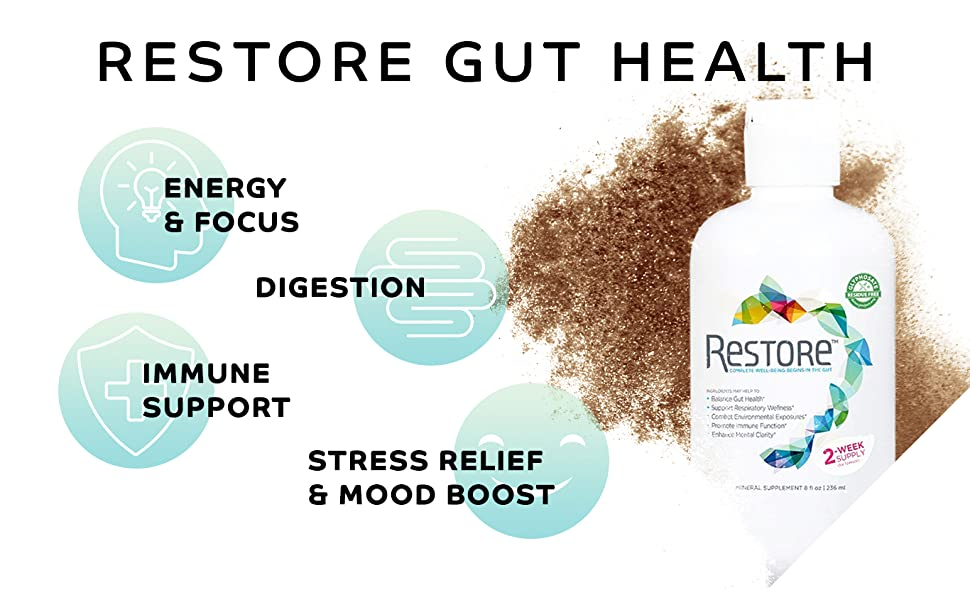 5d7d0819 5d9d 4b20 82d6 57d5c3cec769.  CR0,1,1366,845 PT0 SX970 V1    - Restore Promotes Gut-Brain Health | Dr. Formulated - Probiotic & Enzyme Alternative – for Digestive Health, Mood, Weight Loss & Energy Boost, Immune Support, Stress Relief | 2-Month Supply