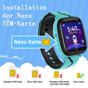 Smartwatch für Jungen