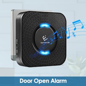 Wireless Door Sensor Chime Alarm System