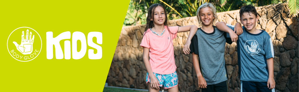 BodyGlove Kids Activewear