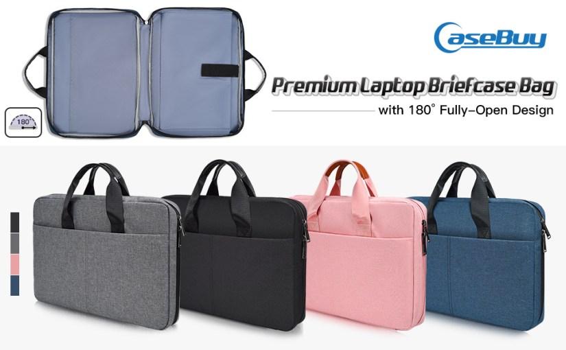 CaseBuy 180° freely Open Laptop Case
